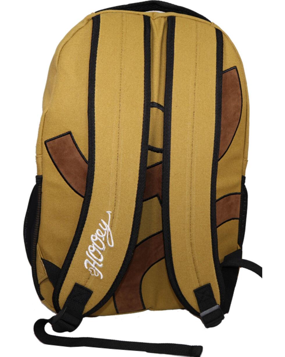 Hooey Cognac Original Canvas Backpack , Cognac, hi-res