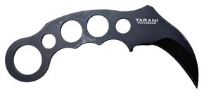 5.11 Tactical Karambit Blade Knife, Black, hi-res
