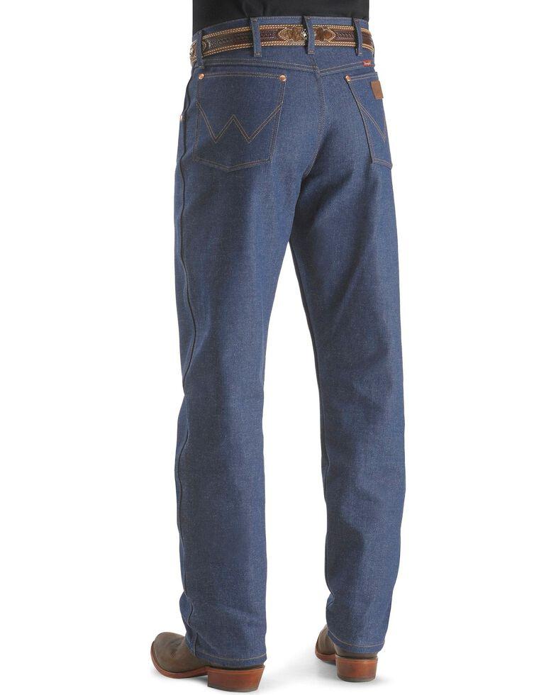 Wrangler 31MWZ Cowboy Cut Rigid Relaxed Fit Jeans, Indigo, hi-res