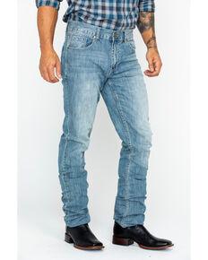 Cody James Men's Winslow Slim Fit Jeans - Straight Leg, Blue, hi-res