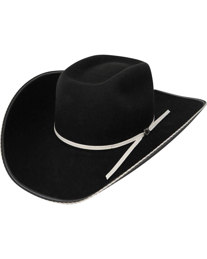 7626ad68041 Resistol Men s Snake Eyes Wool Cowboy Hat