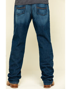 Ariat Men's M3 Marshall Legacy Stretch Loose Straight Jeans - Big , Blue, hi-res