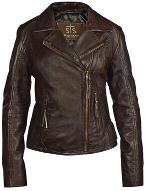 STS Ranchwear Women's Bramble Jacket, Brown, hi-res