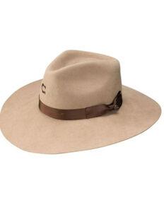 Charlie 1 Horse Acorn Highway Wool-Felt Western Hat , Brown, hi-res