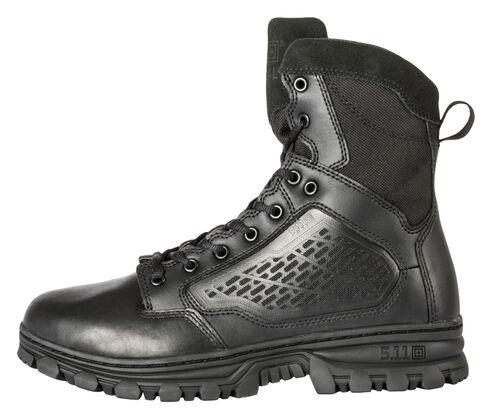 "5.11 Tactical EVO 6"" Side-Zip Work Boots, Black, hi-res"