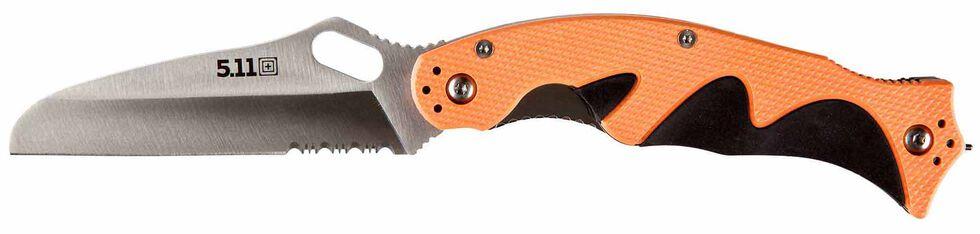 5.11 Double Duty Responder Knife, Orange, hi-res