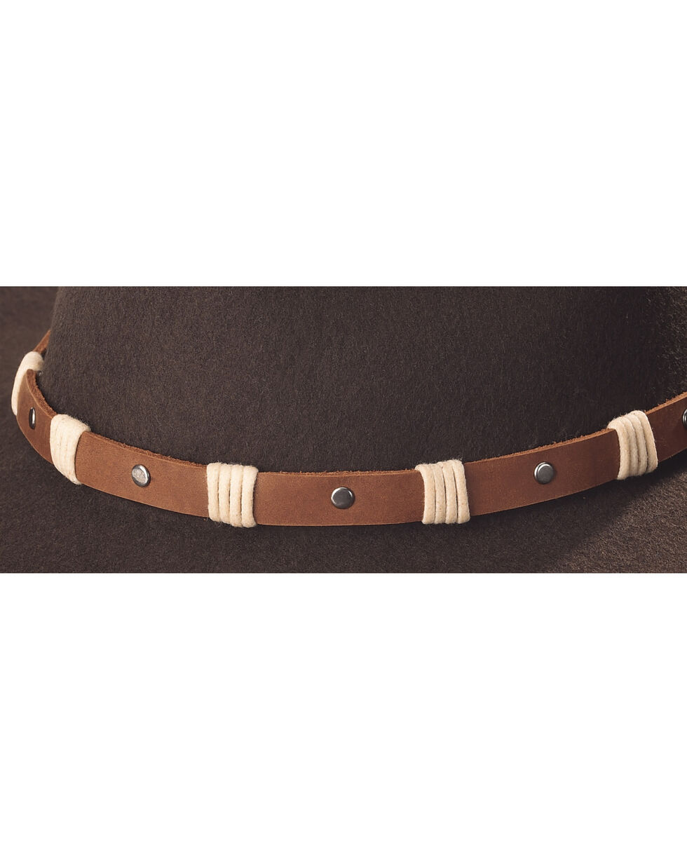 Black Creek Cordova Crushable Wool Felt Hat, Cordovan, hi-res