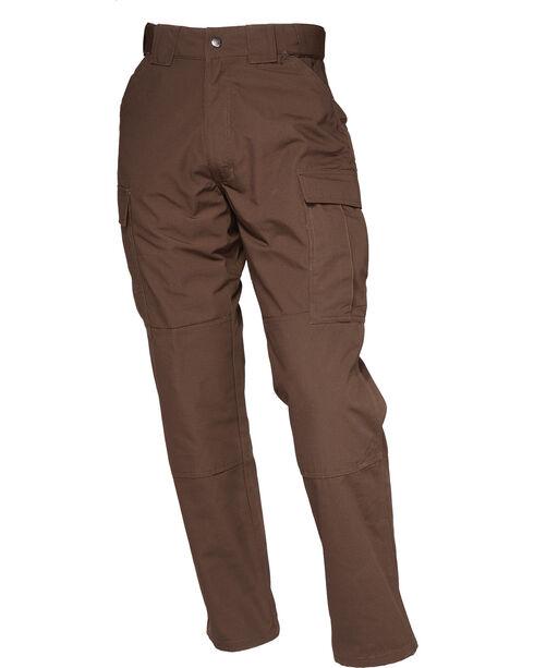 5.11 Tactical Ripstop TDU Pants - 3XL and 4XL, Brown, hi-res