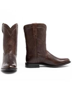 Cody James Men's Batik Caviar Western Boots - Round Toe, Brown, hi-res