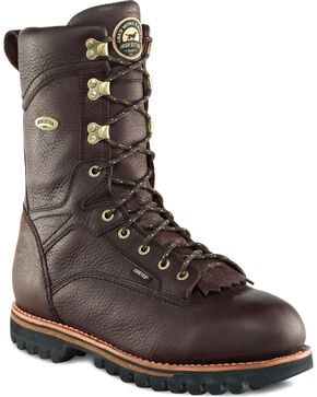 Irish Setter by Red Wing Shoes Men's Elk Tracker Insulated Hunting Boots , Brown, hi-res
