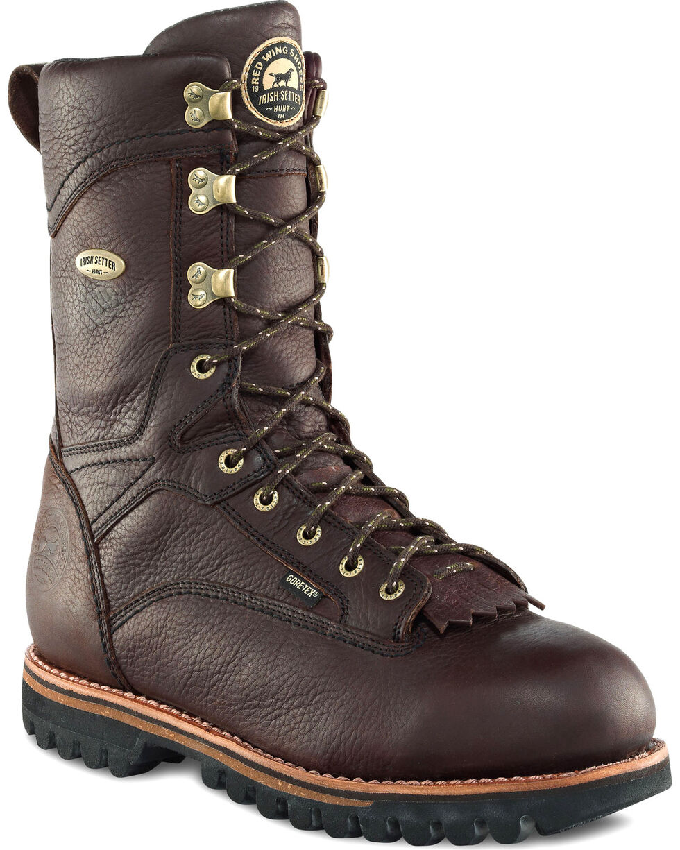 Irish Setter by Red Wing Shoes Men's Elk Tracker 1000 Hunting Boots , Brown, hi-res