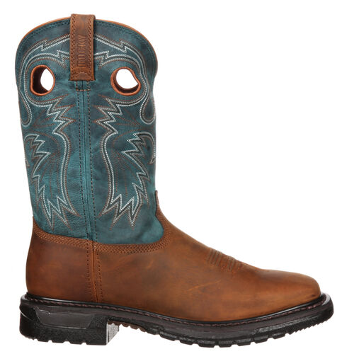Rocky Original Ride Western Boots - Square Toe, , hi-res