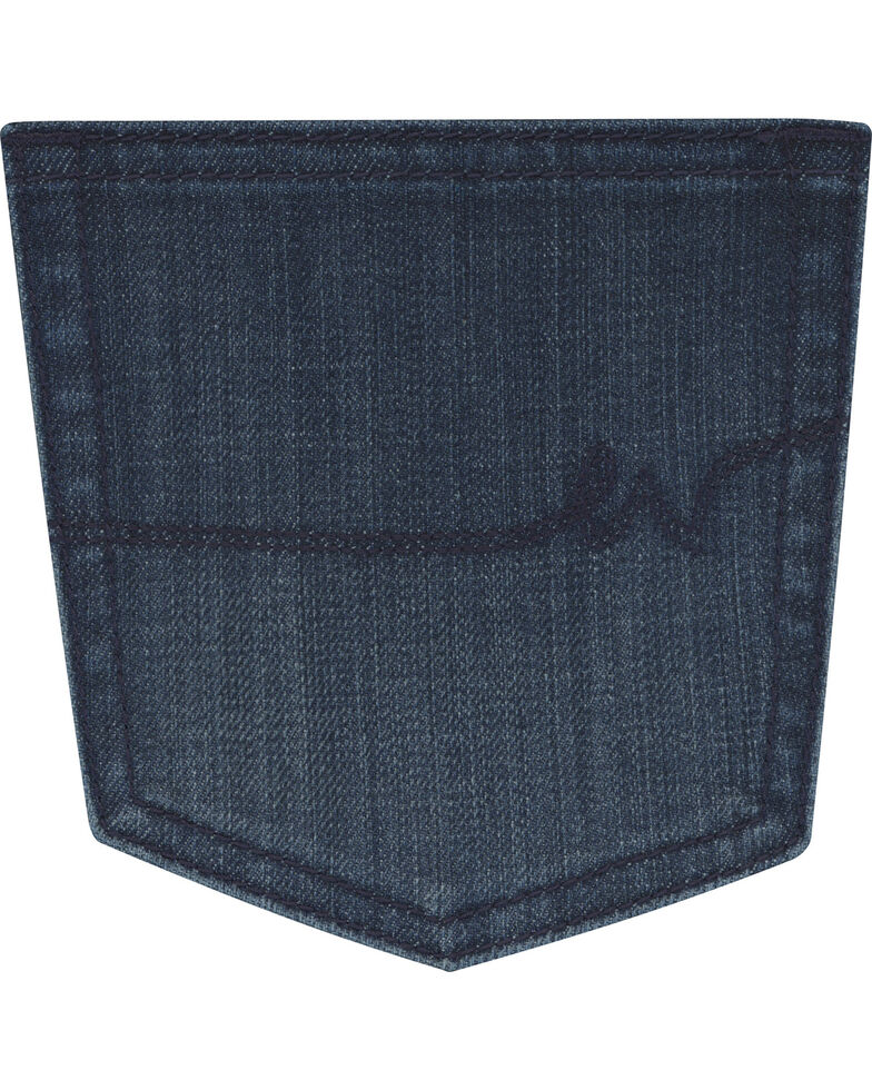 Wrangler Retro Women's Medium Wash Mae Skinny Jeans , Indigo, hi-res