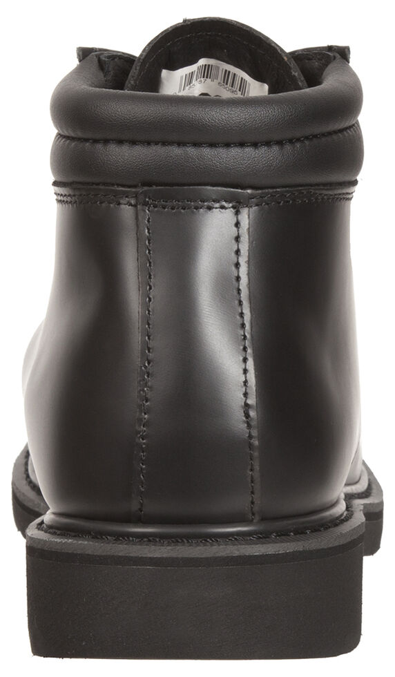Rocky Polishable Dress Leather Chukka Boots, Black, hi-res