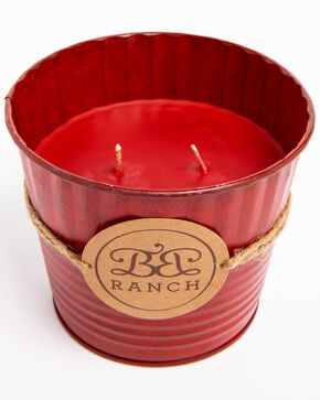 BB Ranch Cranberry Currant Candle , Red, hi-res