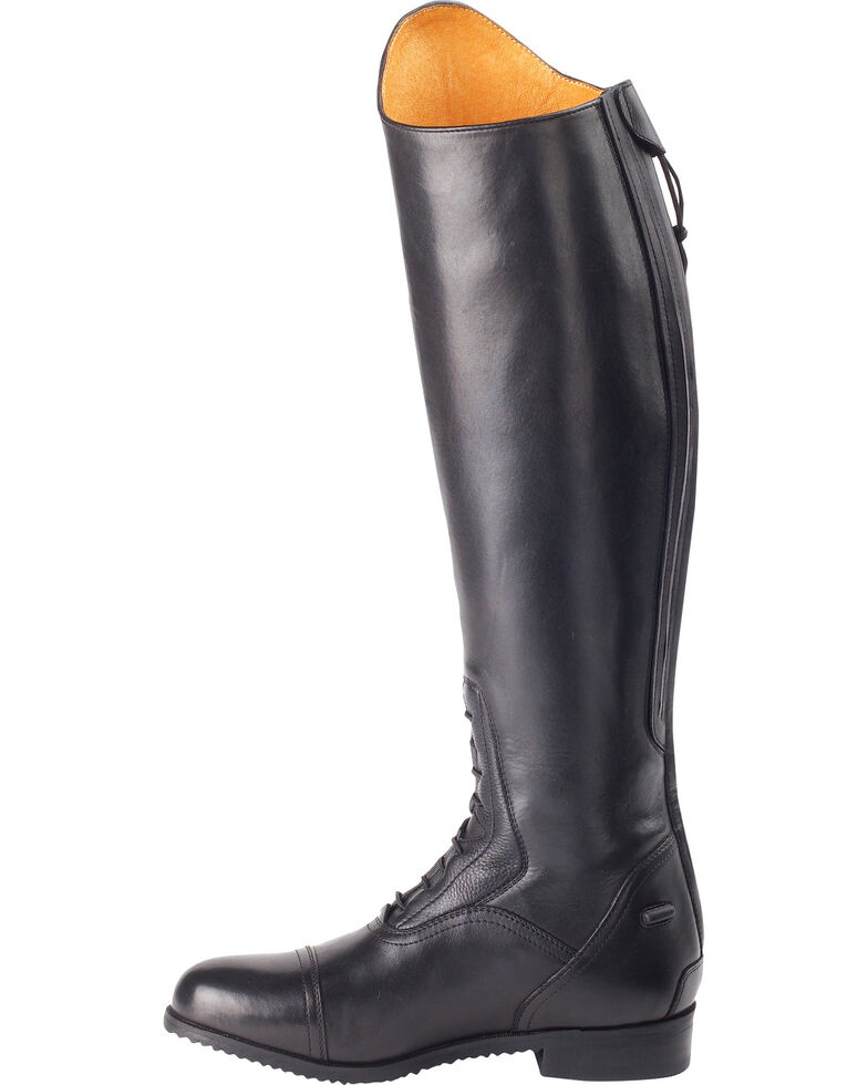 Ovation Men's Flex Field Boots, Black, hi-res