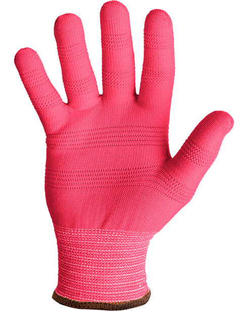Noble Outfitters True Flex Roping Gloves, Pink, hi-res