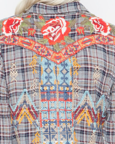 3J Workshop Margo Western Tunic, Multi, hi-res
