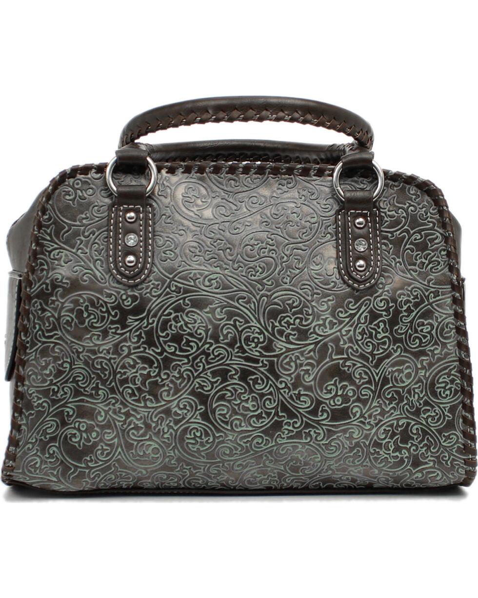 Blazin Roxx Katelyn Conceal Carry Doctor Bag, Green, hi-res