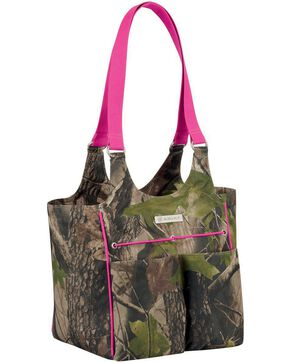 Ariat Camo Mini Carry-All Tote, Camouflage, hi-res