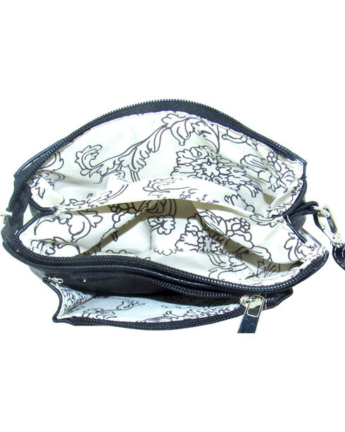 Savana Women's Event Approved Embroidered Clutch , , hi-res