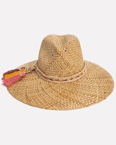 ále by Alessandra Women's Margarita Straw Hat , Natural, hi-res