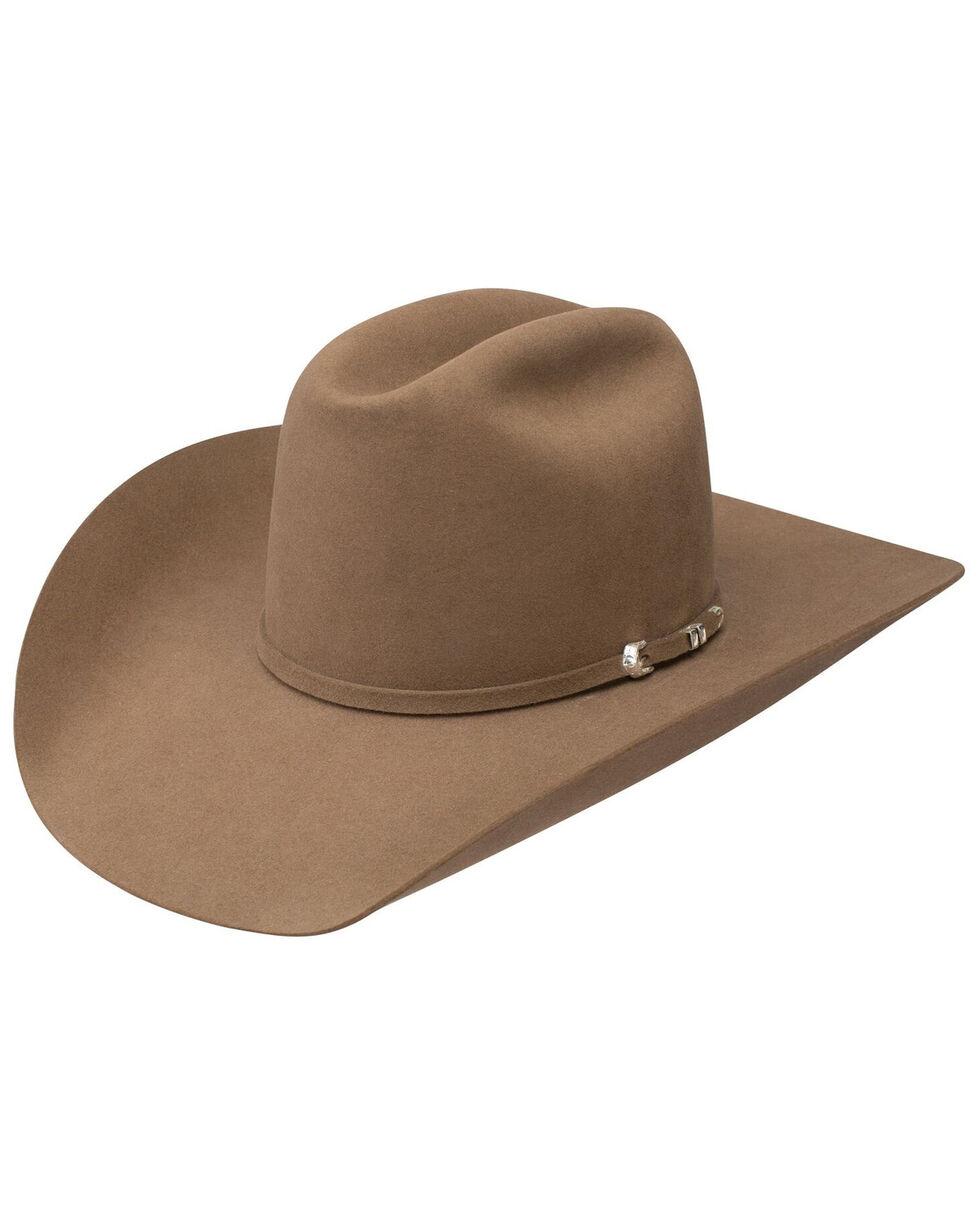 Resistol Arena Black 40X Felt Cowboy Hat, Black, hi-res