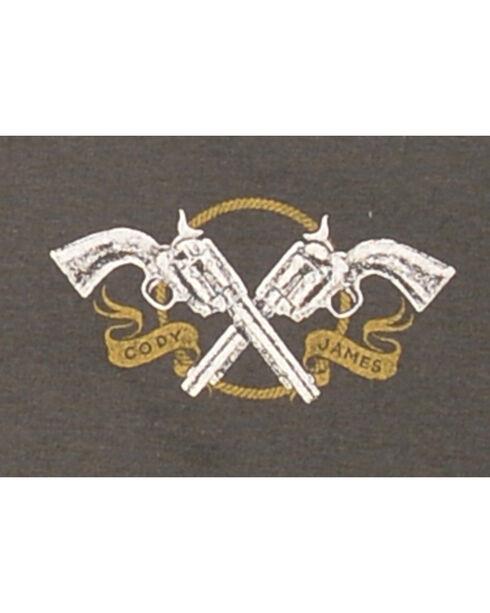 Cody James Men's Start Running T-Shirt, Charcoal, hi-res