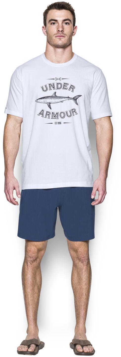 Under Armour Men's Classic Graphic T-Shirt, White, hi-res