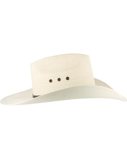 Atwood Men's 7X Kaycee Palm Cowboy Hat, Natural, hi-res