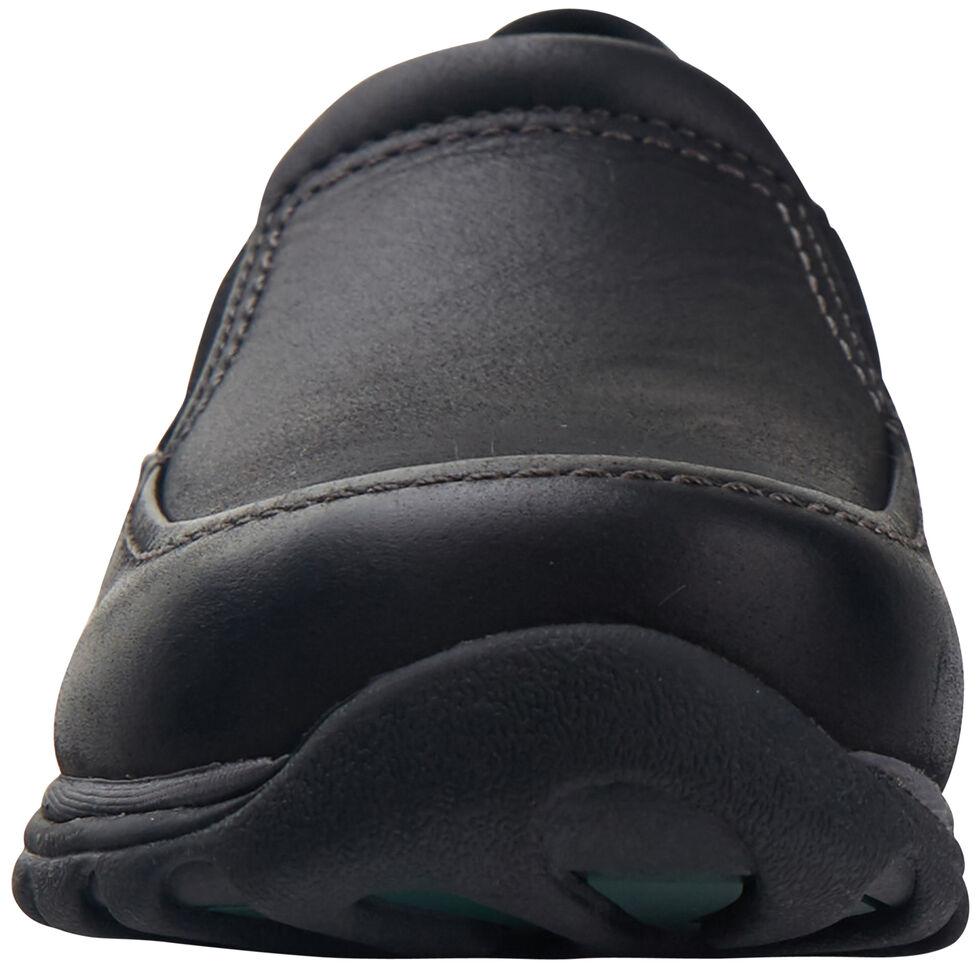 Eastland Women's Black Sage Sport Slip-Ons , , hi-res
