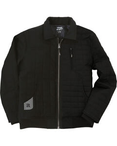 Wrangler Men's RIGGS Workwear Tradesman Jacket - Big & Tall, Black, hi-res