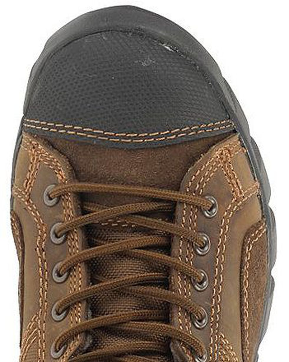 Caterpillar Argon Lace-Up Work Shoes - Composite Toe, Dark Brown, hi-res