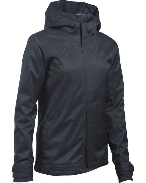 under armour 3 in 1 jacket. under armour women\u0027s coldgear infrared sienna 3-in-1 jacket , black, hi 3 in 1 f