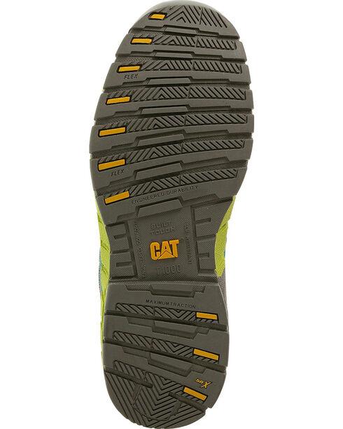 Caterpillar Women's Green Connexion Work Shoes - Steel Toe , Green, hi-res
