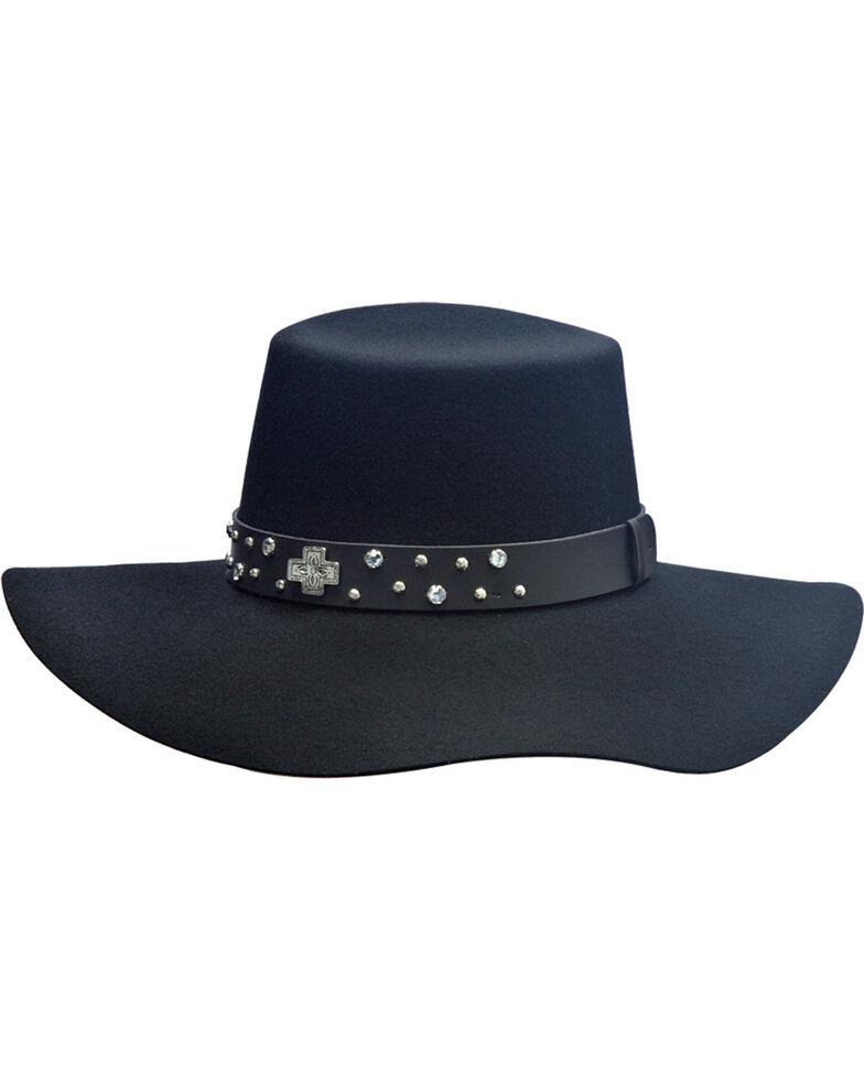 Silverado Women s Belle Flat Top Hat  d2a11572647