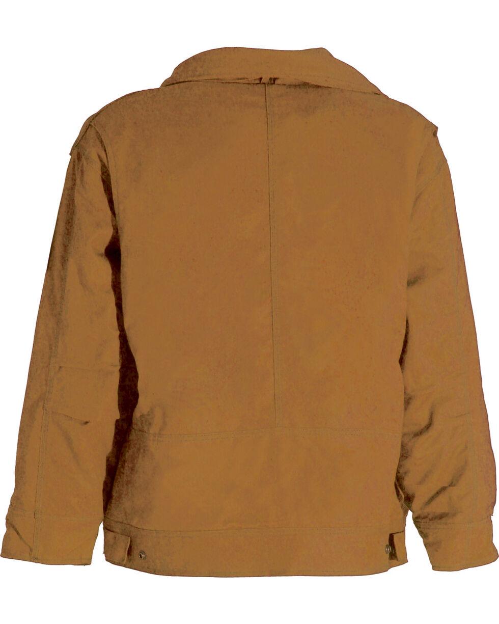 Berne FR Bomber Jacket, Brown, hi-res