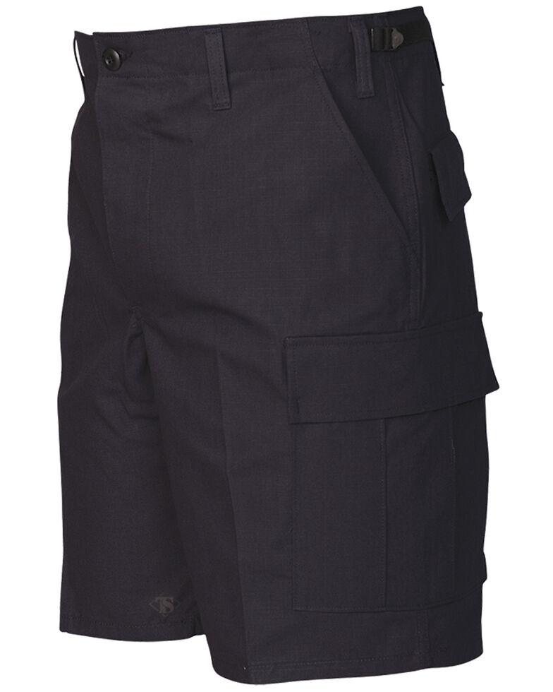 Tru-Spec Men's Navy BDU Shorts, Navy, hi-res