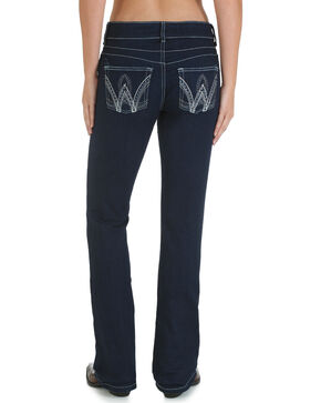 Wrangler Women's Retro Mae Booty Up Jeans, Indigo, hi-res