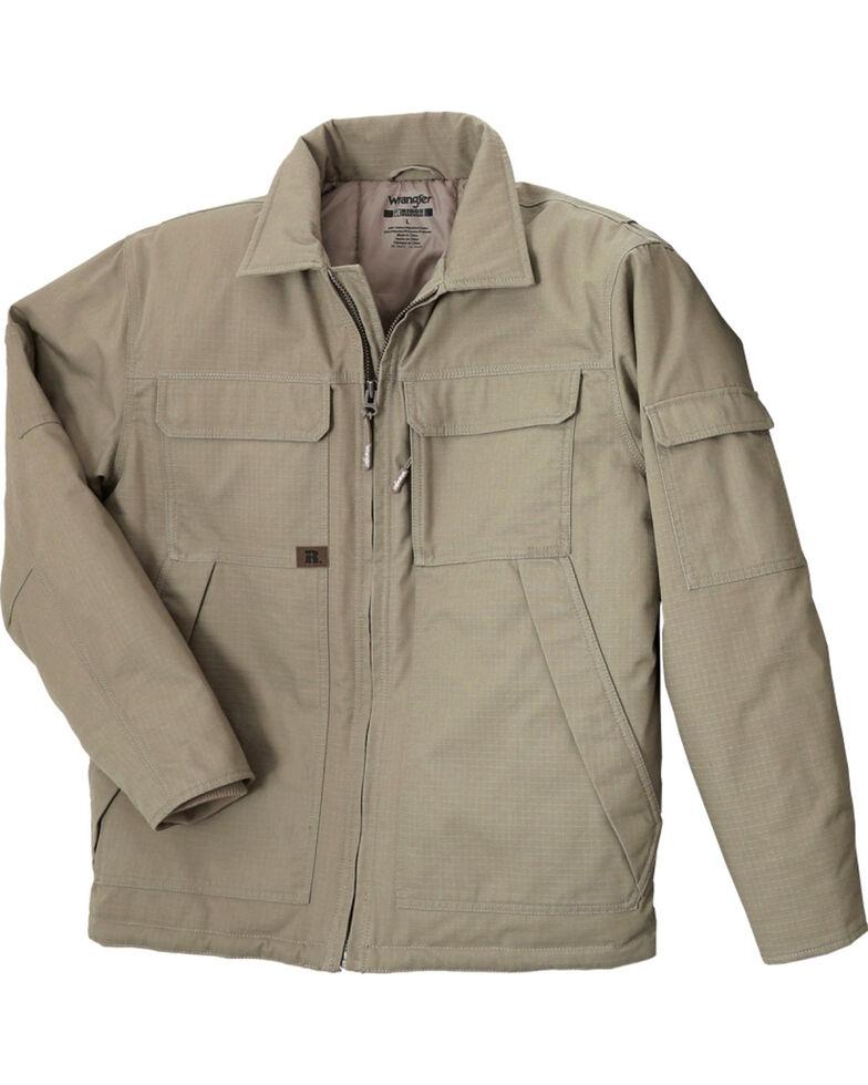 Wrangler Men's RIGGS Workwear Ranger Jacket - Big & Tall, Dark Khaki, hi-res