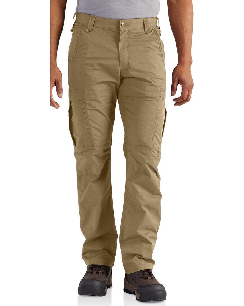 166b683510 Zoomed Image Carhartt Men's Dark Khaki Force Extremes Cargo Pants , Khaki,  hi-res