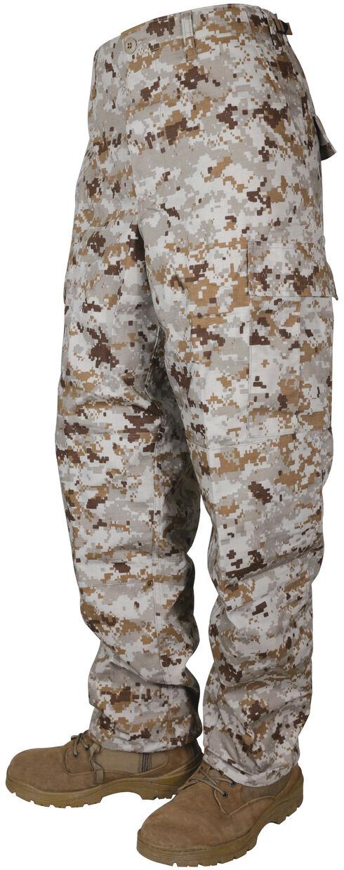 Tru-Spec Men's Digital Camo BDU Pants , Camouflage, hi-res