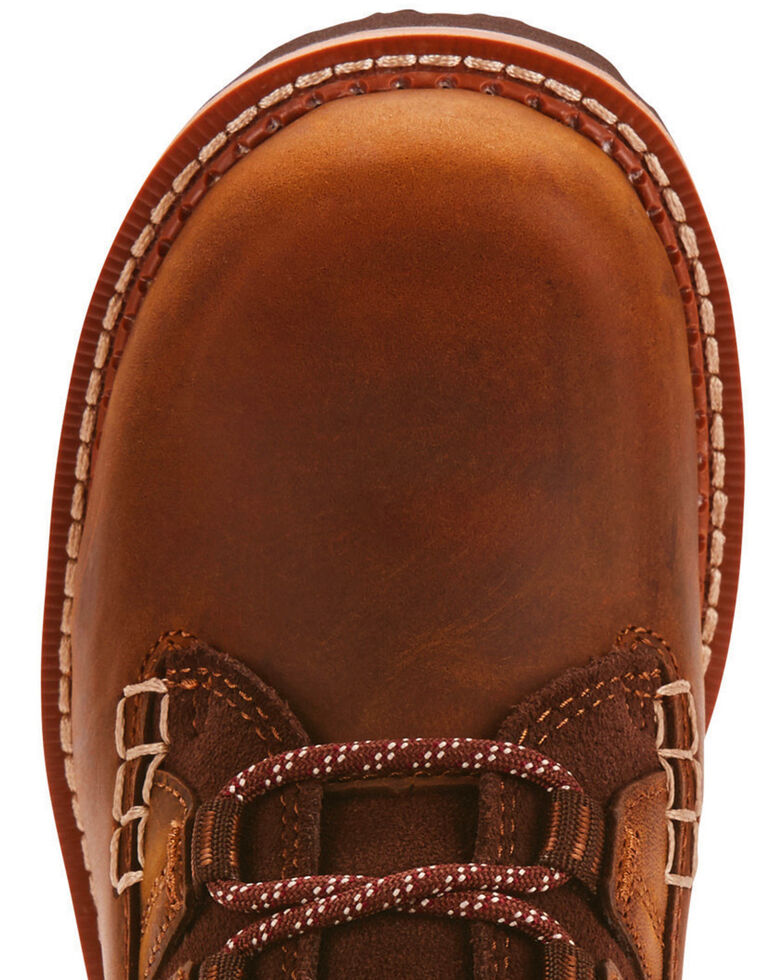 Ariat Women's Brown Canyon II Boots - Round Toe , Brown, hi-res