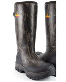 Thorogood Men's Infinity FD Waterproof Rubber Boots - Soft Toe, Camouflage, hi-res