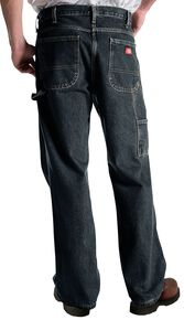 Dickies Relaxed Carpenter Jeans - Big & Tall, Indigo, hi-res