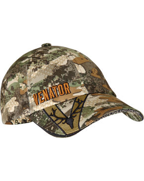 Rocky Men's Venator Flex-Fit Baseball Cap , Camouflage, hi-res