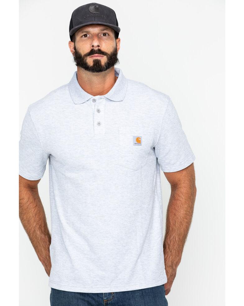 Carhartt Contractor s Work Pocket Polo Shirt - Big   Tall  c2ae95f70