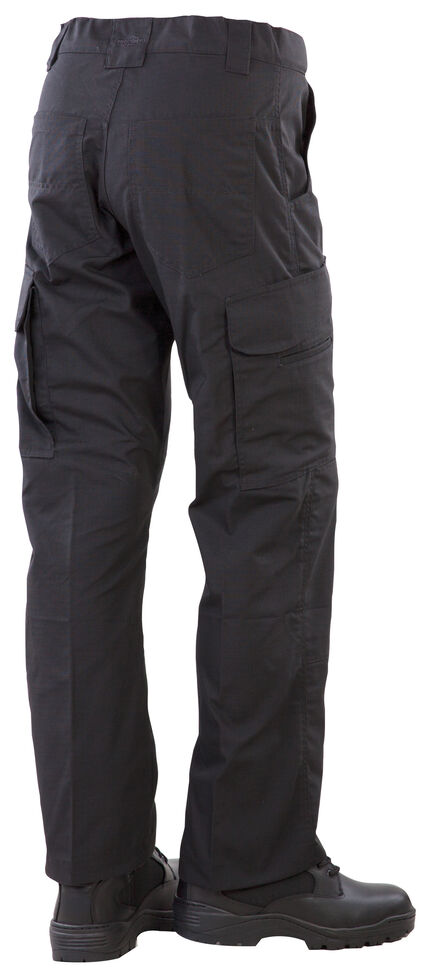 Tru-Spec 24-7 Tactical Boot Cut Trousers, Black, hi-res