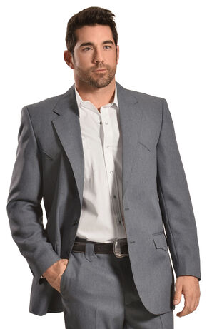 Circle S Men's Childress Sport Coat, Blue, hi-res