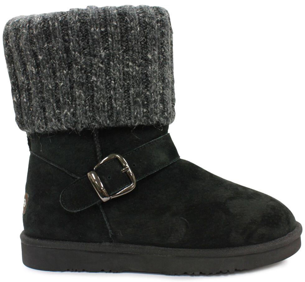 Lamo Footwear Women's Hurricane Boots - Round Toe, Black, hi-res